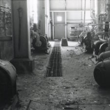 Building interior, BAAP, 2001