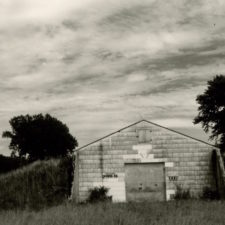 Gunpowder storage bunkers, BAAP, 2002