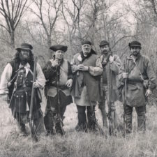Iowa Muzzleloader Gun Club, Bloody Lake, 1996