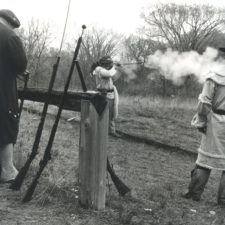 Muzzleloading competition, Bloody Lake, 1994