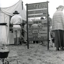 Purchasing food is an option, Bloody Lake, 1996