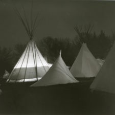 10.Tipis. Bloody Lake Rendezvous